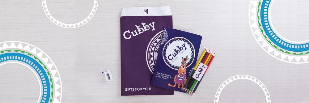подарок к каждой парте cubby