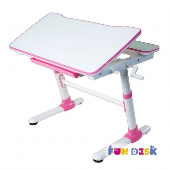 fundesk carezza pink